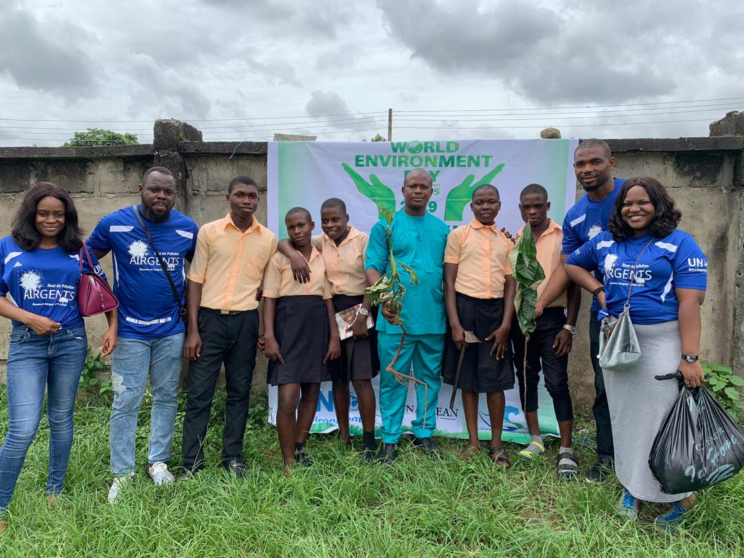 Airgent: World Environment Day 2019 Campaign