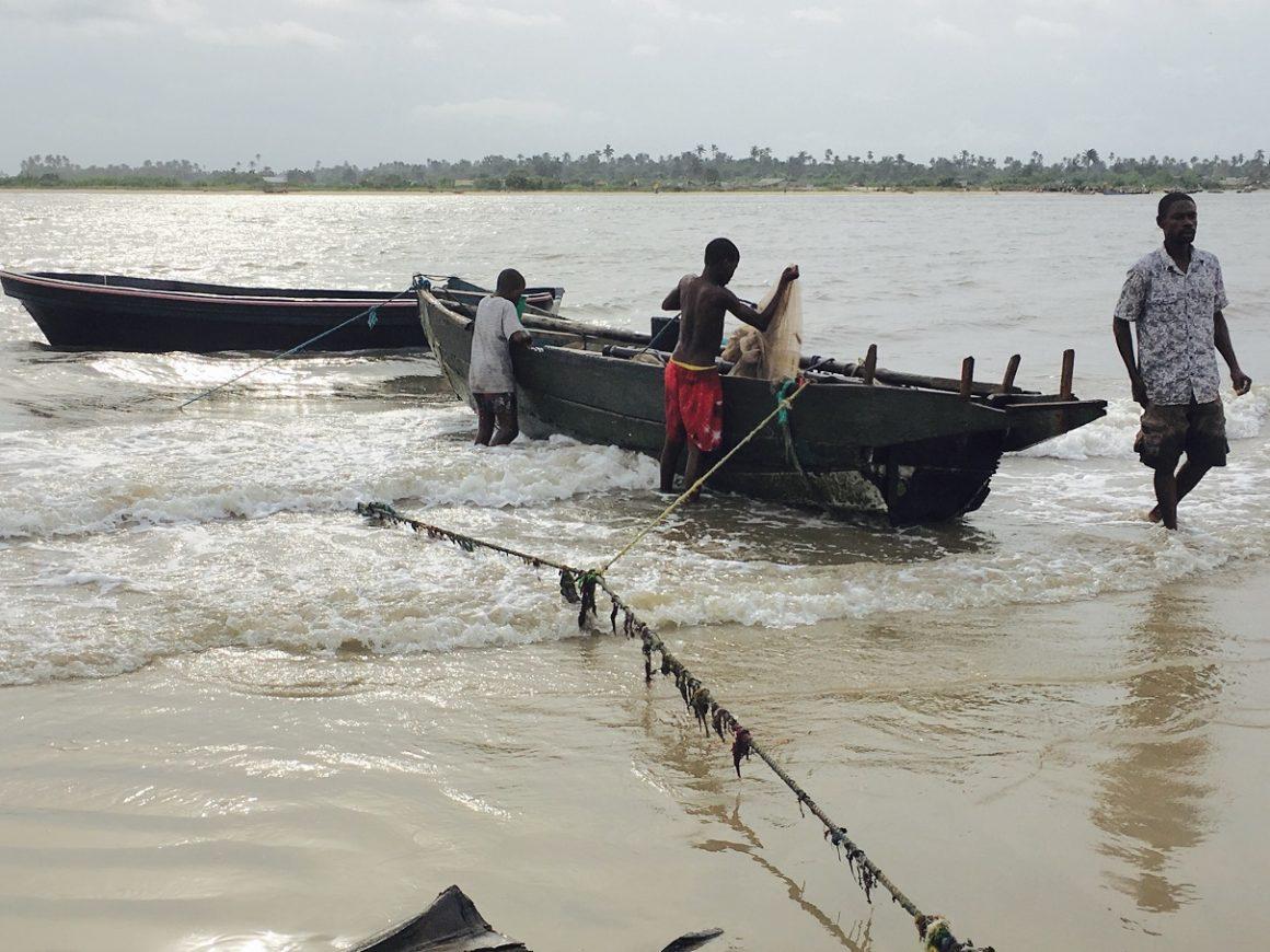 Fishing Net Gains Nigeria