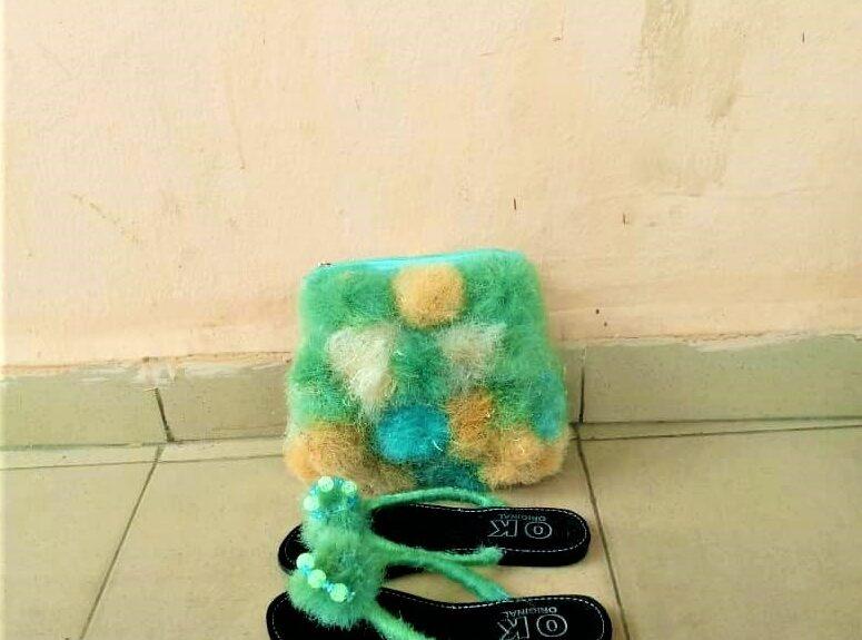 Bag n Slippers