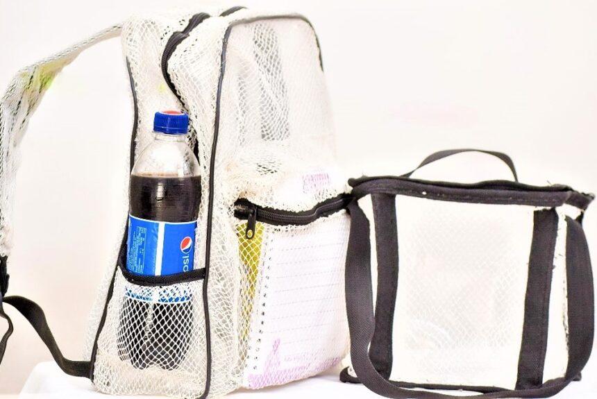 School Bag n Food Pack